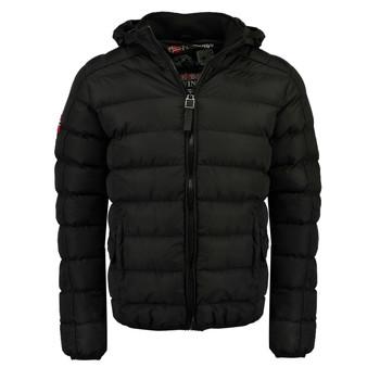 Odjeća Dječak  Pernate jakne Geographical Norway BOMBE BOY Crna