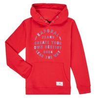 Odjeća Dječak  Sportske majice Kaporal OCTAV Red