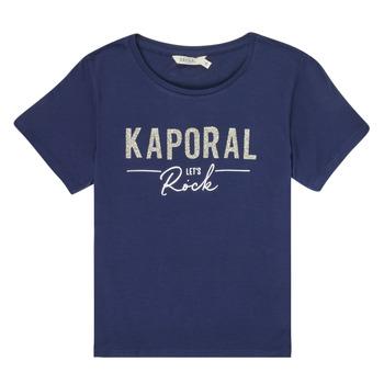 Odjeća Djevojčica Majice kratkih rukava Kaporal MAPIK Blue
