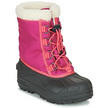 Obuća Djevojčica Čizme za snijeg Sorel YOUTH CUMBERLAND Ružičasta