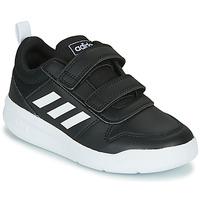 Obuća Djeca Niske tenisice adidas Performance TENSAUR C Crna / Bijela