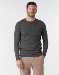 Odjeća Muškarci  Puloveri Lyle & Scott KN400VC Siva
