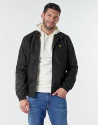 Odjeća Muškarci  Kratke jakne Lyle & Scott JK462VC Crna