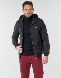 Odjeća Muškarci  Kratke jakne Lyle & Scott JK1214V Crna