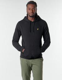 Odjeća Muškarci  Sportske majice Lyle & Scott ML416VTR Crna
