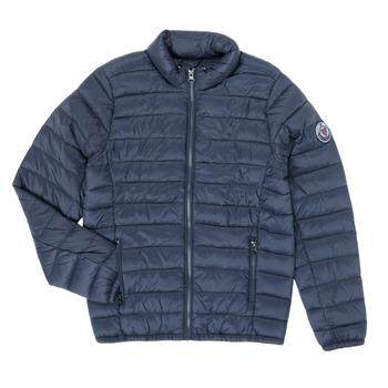 Odjeća Dječak  Pernate jakne Teddy Smith BLIGHT Blue