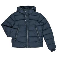 Odjeća Dječak  Pernate jakne Teddy Smith OVER Blue
