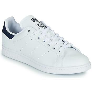 Obuća Niske tenisice adidas Originals STAN SMITH VEGAN Bijela / Blue