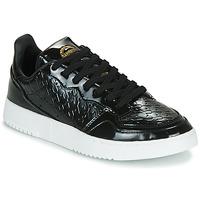Obuća Žene  Niske tenisice adidas Originals SUPERCOURT W Crna / Lak