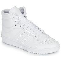 Obuća Visoke tenisice adidas Originals TOP TEN Bijela
