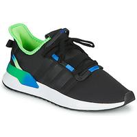 Obuća Muškarci  Niske tenisice adidas Originals U_PATH RUN Crna / Zelena