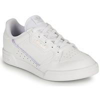 Obuća Djevojčica Niske tenisice adidas Originals CONTINENTAL 80 C Bijela
