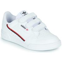 Obuća Djeca Niske tenisice adidas Originals CONTINENTAL 80 CF C Bijela