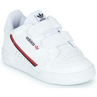 Obuća Djeca Niske tenisice adidas Originals CONTINENTAL 80 CF I Bijela