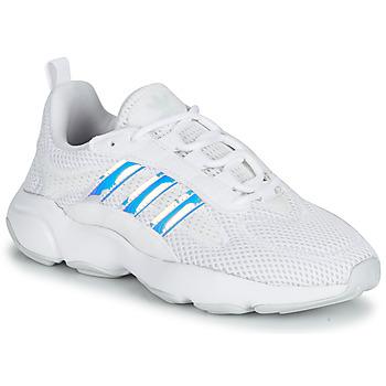 Obuća Djevojčica Niske tenisice adidas Originals HAIWEE J Bijela