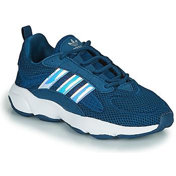 Obuća Dječak  Niske tenisice adidas Originals HAIWEE J Blue