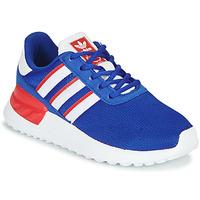 Obuća Dječak  Niske tenisice adidas Originals LA TRAINER LITE C Blue