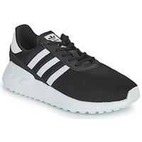 Obuća Djeca Niske tenisice adidas Originals LA TRAINER LITE C Crna / Bijela
