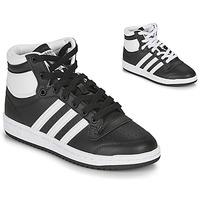 Obuća Djeca Visoke tenisice adidas Originals TOP TEN J Crna / Bijela