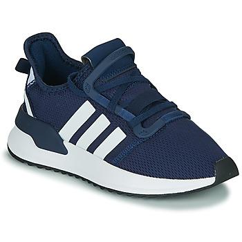 Obuća Dječak  Niske tenisice adidas Originals U_PATH RUN J Bijela