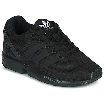 Obuća Djeca Niske tenisice adidas Originals ZX FLUX C Crna