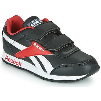 Obuća Djeca Niske tenisice Reebok Classic REEBOK ROYAL CLJOG Crna / Bijela / Red