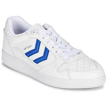 Obuća Niske tenisice Hummel HB TEAM Bijela / Blue