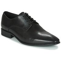 Obuća Muškarci  Derby cipele Geox UOMO HIGH LIFE Crna
