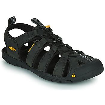 Obuća Muškarci  Sportske sandale Keen CLEARWATER Siva / Crna