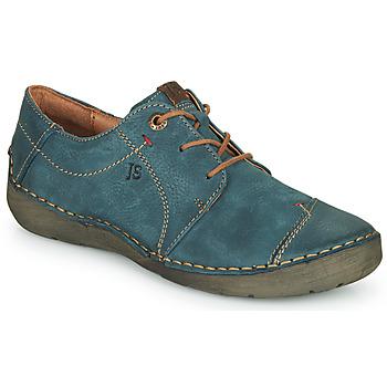 Obuća Žene  Derby cipele Josef Seibel FERGEY 20 Blue