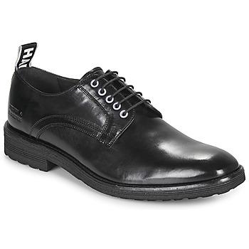 Obuća Muškarci  Derby cipele Melvin & Hamilton EDDY Crna