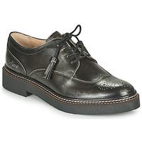 Obuća Žene  Derby cipele Kickers OXANYBY Srebrna / Crna