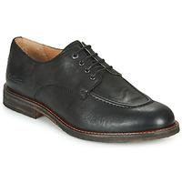 Obuća Muškarci  Derby cipele Kickers ALPHABI Crna