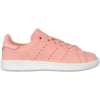 Obuća Žene  Niske tenisice adidas Originals Stan Smith Boost Ružičasta