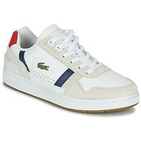 Obuća Žene  Niske tenisice Lacoste T-CLIP 0120 2 SFA Bijela / Red