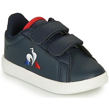 Obuća Djeca Niske tenisice Le Coq Sportif COURTSET INF Blue