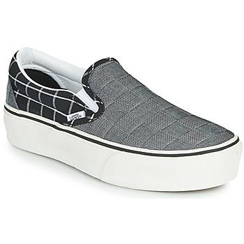 Obuća Žene  Slip-on cipele Vans CLASSIC SLIP-ON PLATFORM Siva