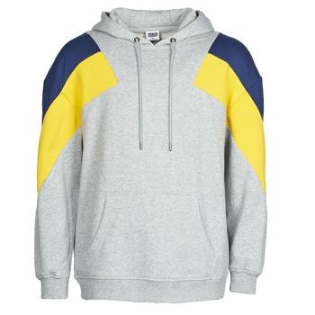 Odjeća Muškarci  Sportske majice Urban Classics TB2402 Siva / Blue