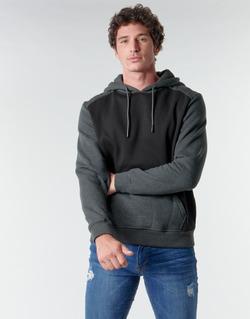 Odjeća Muškarci  Sportske majice Urban Classics TB3831 Crna / Siva
