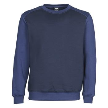 Odjeća Muškarci  Sportske majice Urban Classics TB3830 Blue