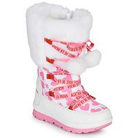 Obuća Djevojčica Čizme za snijeg Agatha Ruiz de la Prada APRESKI Bijela