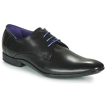 Obuća Muškarci  Derby cipele Azzaro OUTINO Crna