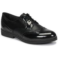 Obuća Žene  Derby cipele Tamaris KELA Crna