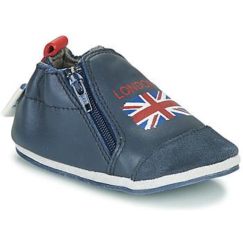 Obuća Djeca Papuče Robeez LONDON FLAG Blue