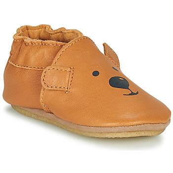 Obuća Djeca Papuče Robeez SWEETY BEAR CRP Camel