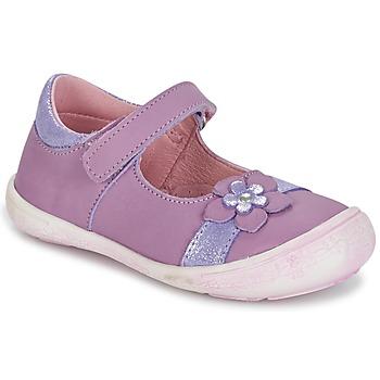 Obuća Djevojčica Balerinke i Mary Jane cipele Citrouille et Compagnie RETUNE Ljubičasta