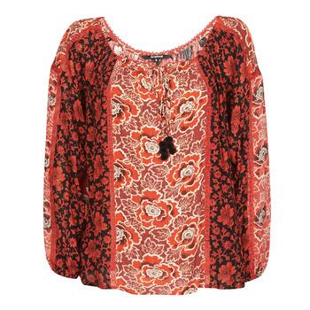 Odjeća Žene  Topovi i bluze Desigual ROSAL Red