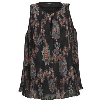 Odjeća Žene  Majice s naramenicama i majice bez rukava Desigual MIRA Blue