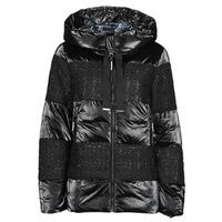 Odjeća Žene  Pernate jakne Desigual ALFA Crna