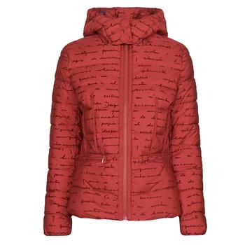 Odjeća Žene  Pernate jakne Desigual NATASHA Red